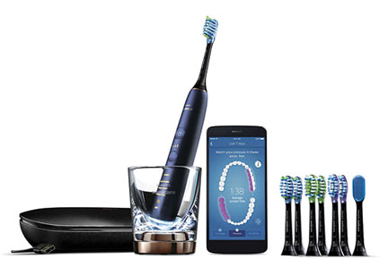 Interactive brushing from Philips; plus, Ugly toothpastes focuses on the organic ingredients