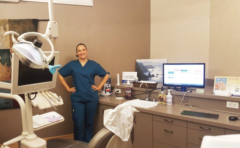 Proud of my op: San Francisco hygienist explains why she is proud of her operatory